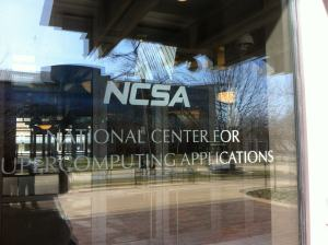 NCSA at the University of Illinois.