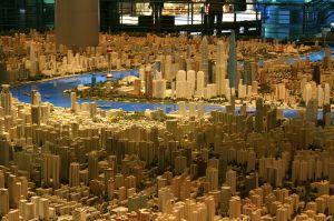 Shanghai 2020: A vision from Shanghai city planners, circa 2009.