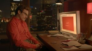 "Joaquin Phoenix, as ""Theodore"", meets OS1 in Spike Jonez' ""Her"""